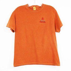 Red Dirt Orange Tombstone T-Shirt